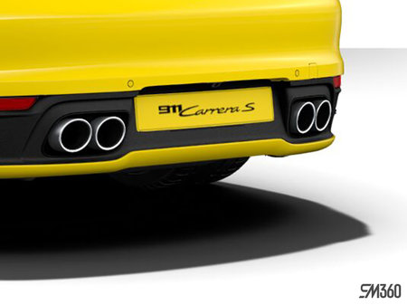 Porsche 911 Carrera S Cabriolet BASE Carrera S 2020 - photo 3
