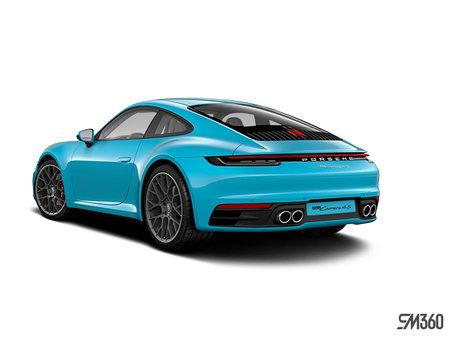 Porsche 911 Carrera S Coupe 4S 2020 - photo 6