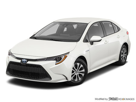 Toyota Corolla Hybride BASE COROLLA HYBRIDE 2020 - photo 2
