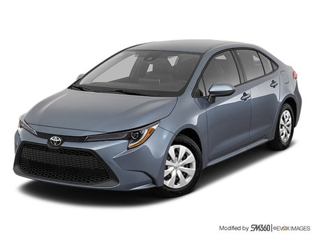Toyota Corolla L CVT 2020 - photo 2