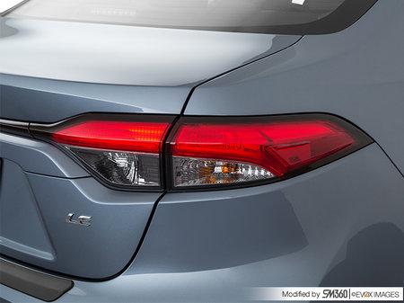 Toyota Corolla LE CVT 2020 - photo 2