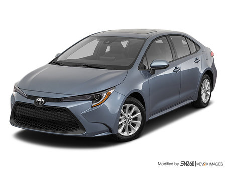Toyota Corolla LE CVT 2020 - photo 2