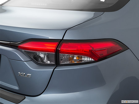 Toyota Corolla XLE CVT 2020 - photo 2