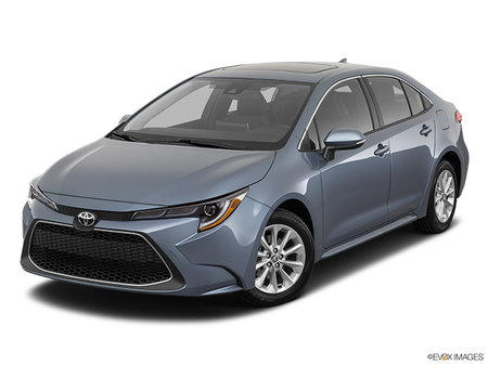 Toyota Corolla XLE CVT 2020 - photo 2