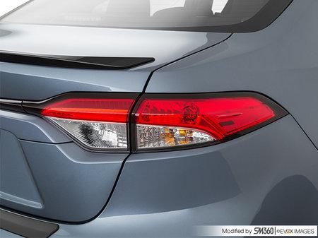 Toyota Corolla XSE CVT 2020 - photo 2