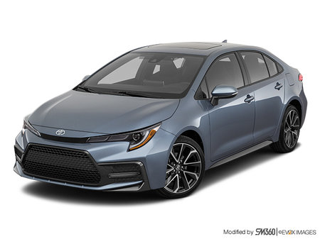 Toyota Corolla XSE CVT 2020 - photo 2