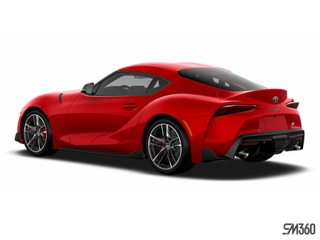 Toyota GR Supra 2020 - photo 2