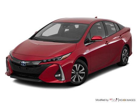 Toyota Prius Prime Groupe Amélioré 2020 - photo 2