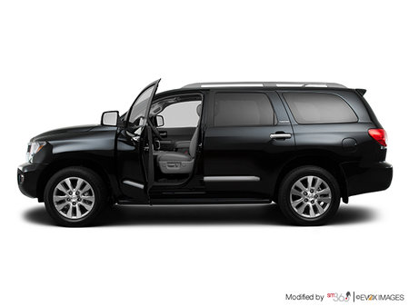 Toyota Sequoia Platinum 2020 - photo 1