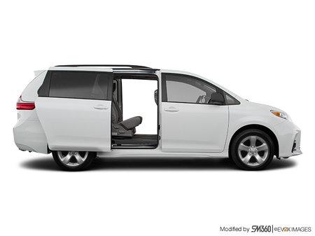 Toyota Sienna CE FWD 7-PASS 2020 - photo 2