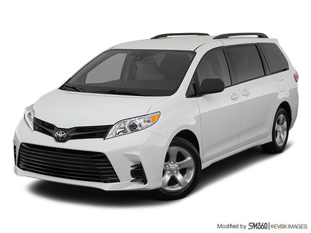 Toyota Sienna CE FWD 7-PASS 2020 - photo 1