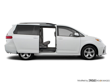 Toyota Sienna LE FWD 8-PASS 2020 - photo 2