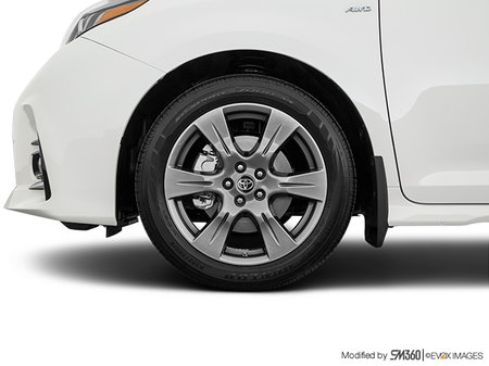 Toyota Sienna SE AWD 7-PASS 2020 - photo 1