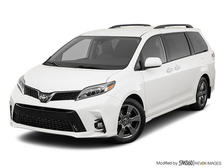 Toyota Sienna SE AWD 7-PASS 2020 - photo 3