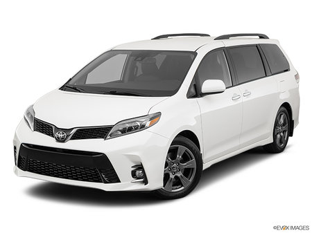 Toyota Sienna SE FWD 8-PASS 2020 - photo 3