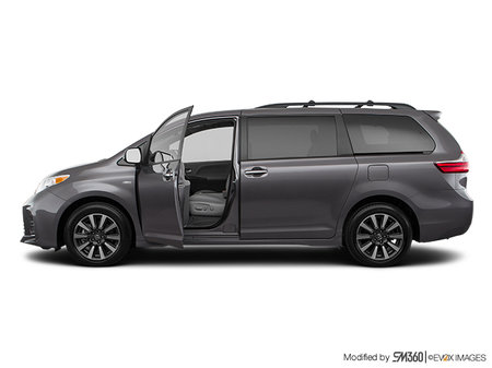 Toyota Sienna XLE AWD 7-PASS 2020 - photo 1