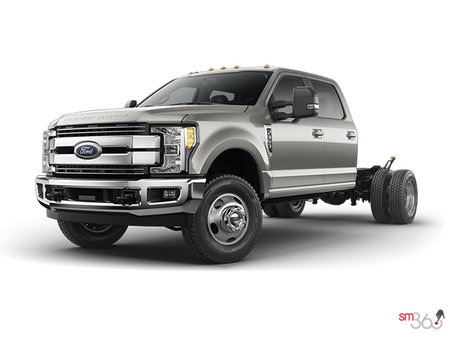 Ford Chassis-Cab F-350 LARIAT 2019 - photo 1