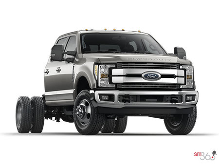 Ford Chassis-Cab F-350 LARIAT 2019 - photo 2