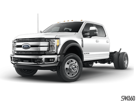 Ford Chassis Cab F-550 LARIAT 2019 - photo 1