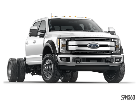 Ford Chassis Cab F-550 LARIAT 2019 - photo 2
