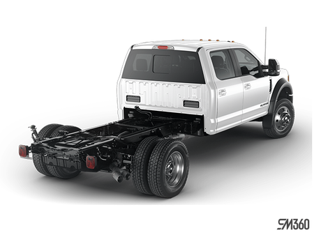 Ford Chassis Cab F-550 LARIAT 2019 - photo 3