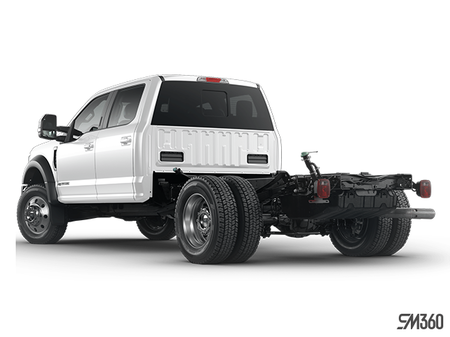 Ford Chassis Cab F-550 LARIAT 2019 - photo 4