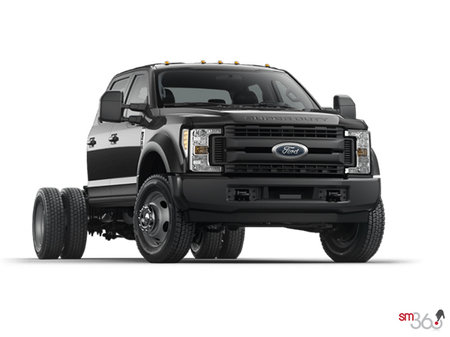 Ford Chassis Cab F-550 XL 2019 - photo 2