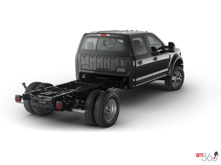 Ford Chassis Cab F-550 XL 2019 - photo 3