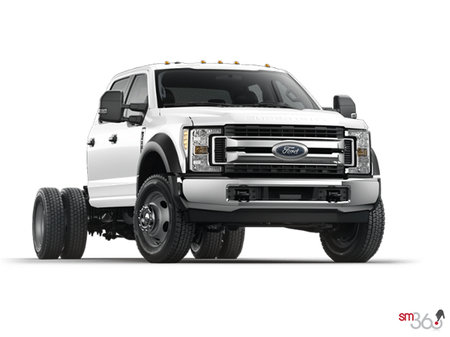 Ford Chassis Cab F-550 XLT 2019 - photo 2