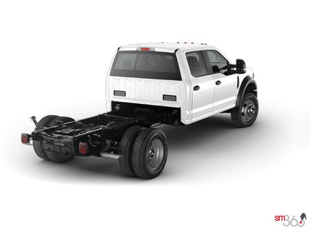Ford Chassis Cab F-550 XLT 2019 - photo 3