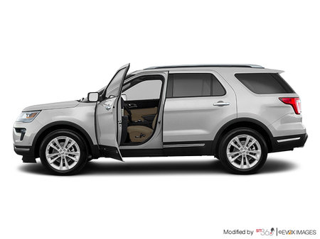 Ford Explorer LIMITED 2019 - photo 1