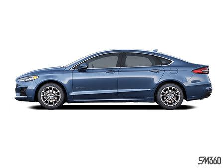 Ford Fusion Hybrid SEL 2019 - photo 1