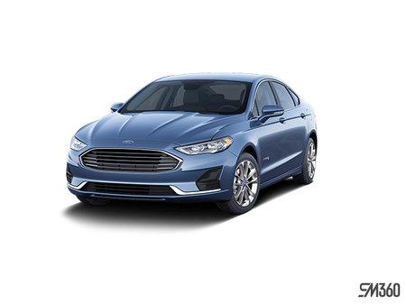 Ford Fusion Hybrid SEL 2019 - photo 3