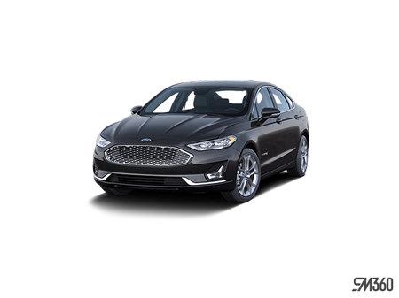 Ford Fusion Hybrid TITANIUM 2019 - photo 2