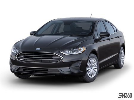 Ford Fusion S 2019 - photo 3