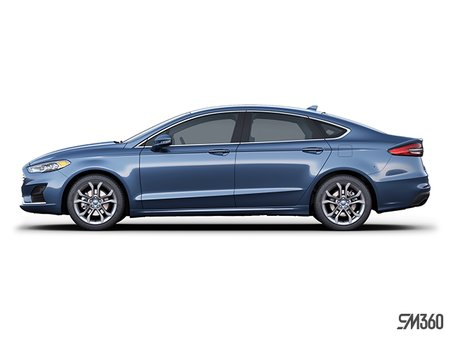 Ford Fusion SEL 2019 - photo 1