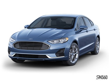 Ford Fusion SEL 2019 - photo 3
