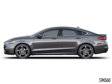 Ford Fusion SPORT 2019 - photo 1