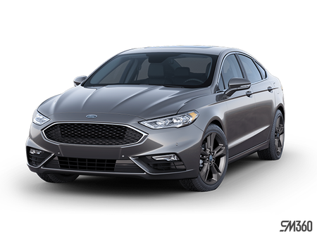 Ford Fusion SPORT 2019 - photo 2
