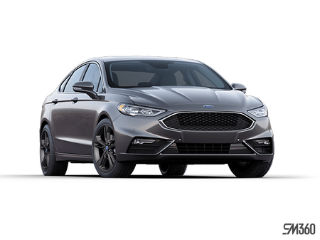 Ford Fusion SPORT 2019 - photo 3