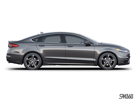 Ford Fusion SPORT 2019 - photo 4