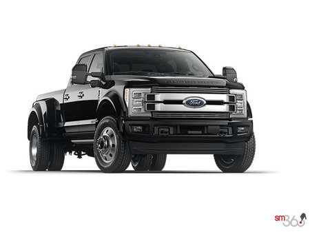 Ford Super Duty F-450 LIMITED 2019 - photo 4