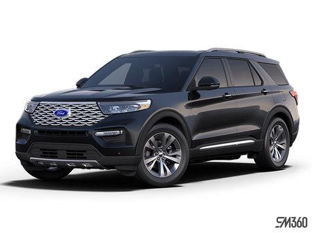 Ford Explorer PLATINUM 2020 - photo 2