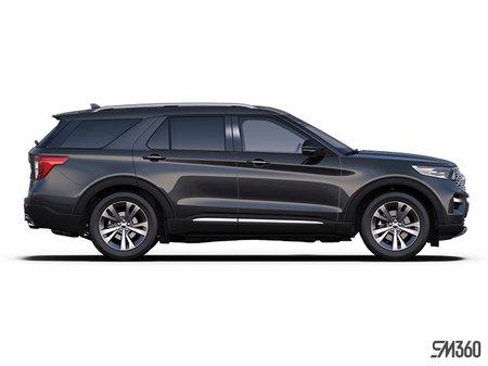 Ford Explorer PLATINUM 2020 - photo 4