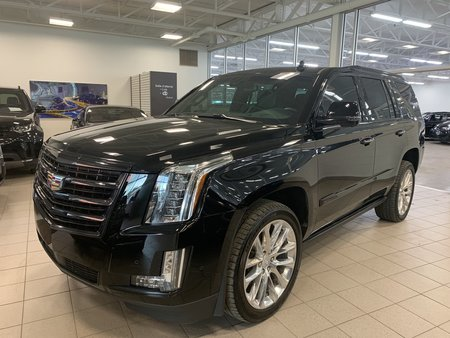 Cadillac Escalade Platinum 2017