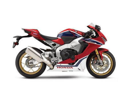 2018 Honda CBR1000SF -
