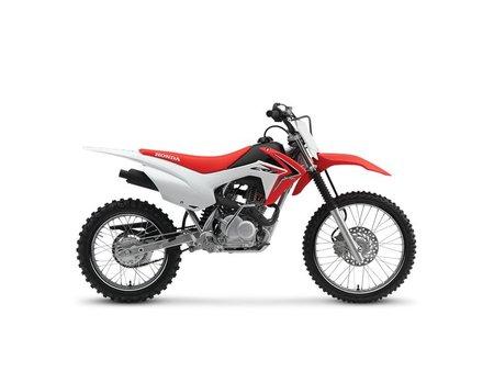 2018 Honda CRF125F CRF125FBJ