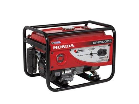 Honda EP2500 - 2018