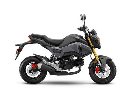 Honda Grom 125E - 2018