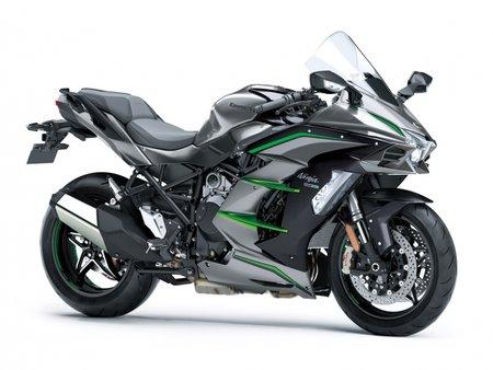 Kawasaki H2 SX SE+ H2SX SE+ 2019